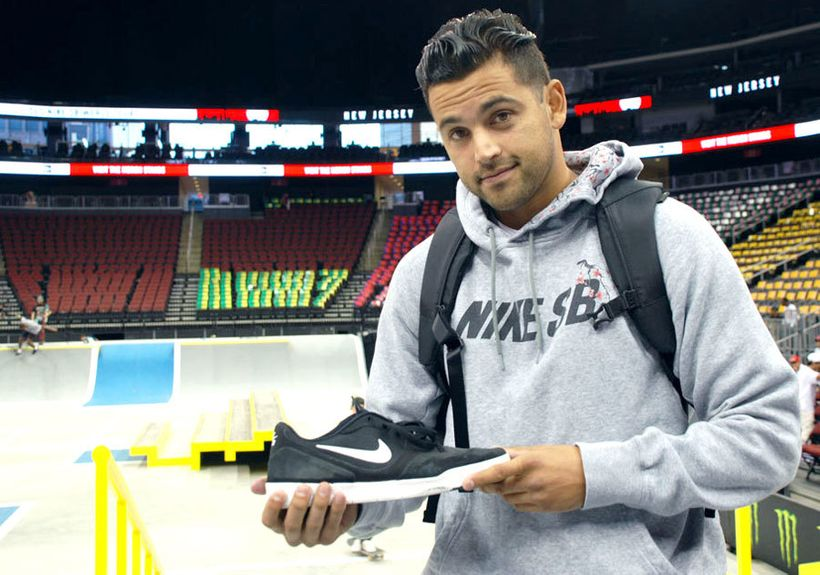 """Professional skate-boarder Paul """"P -Rod """" Rodriguez is the boy-friend of Rachel Metz. Rodriguez was able to turn his passion"""