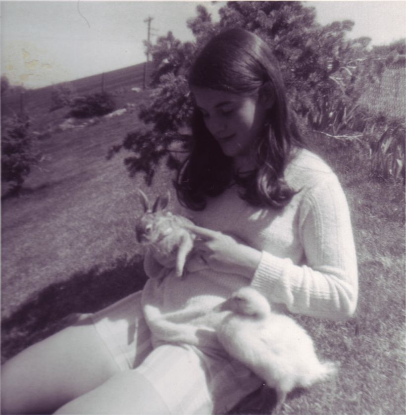 On June 25, 2016, Lori Heimer, a lifelong animal lover, pictured here as a young girl, was found murdered in her home in rura