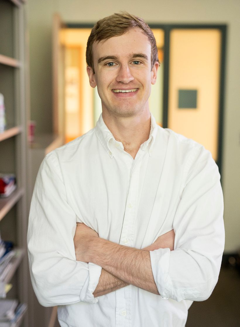 John Nay, Ph.D., a co-inventor of PredictGov.
