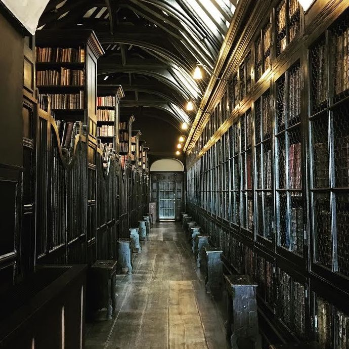 <p>Chetham's Library</p>