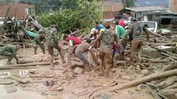 Landslide Kills More Than 150 People In