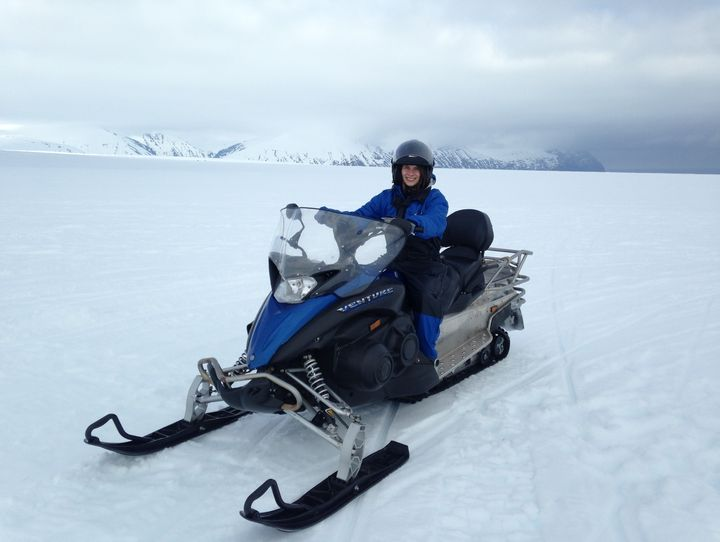 <p>Or a snowmobiling adventure?</p>