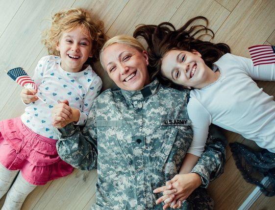 Women veterans, including women veterans with children, are the fastest growing group of homeless veterans today.
