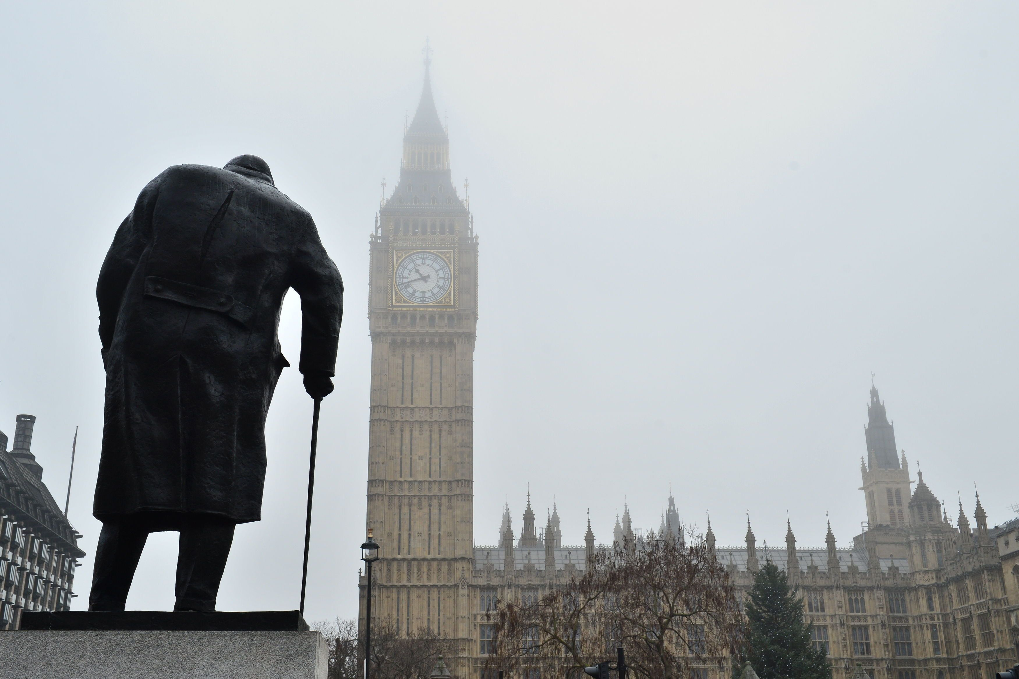 Parliament Square Is Finally Getting A Statue Of A Woman