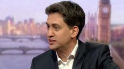 Ed Miliband Asked If He Cried After Losing The General Election On Andrew Marr
