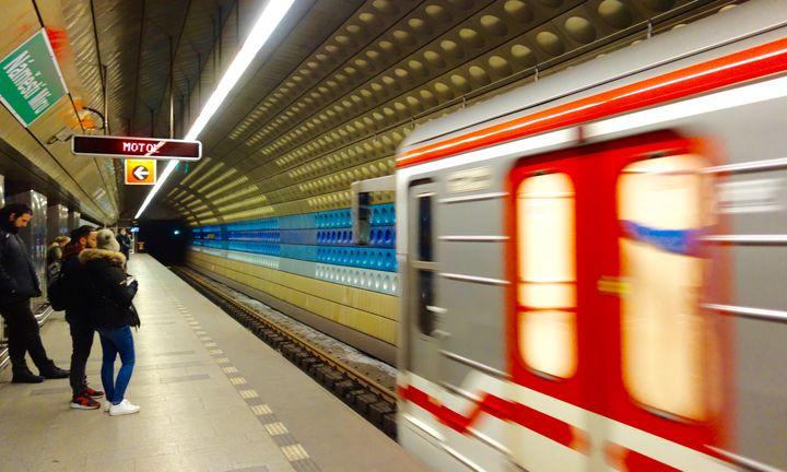 <p>Prague Public Transport</p>