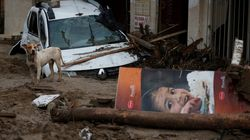 Photos Show Aftermath Of Colombia's Deadly