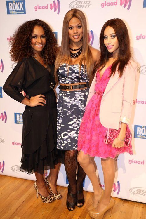 Trans Women in Media: Janet Mock, Laverne Cox, and Isis King