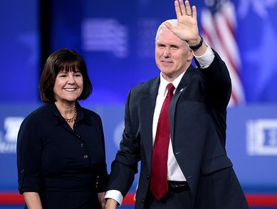 Vice President & Mrs. Pence
