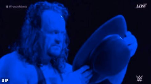 End Of An Era: The Undertaker Announces His Retirement At WrestleMania