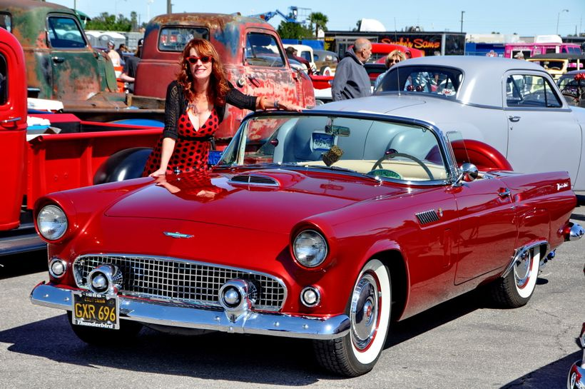 Classic cars and vintage fashions are among the highlights of the Viva Las Vegas Rockabilly Weekend.