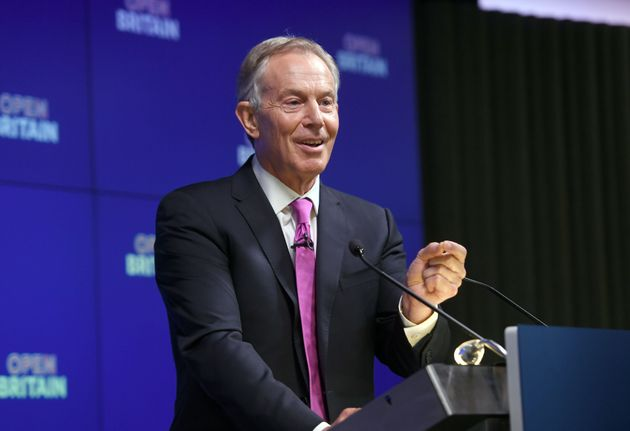 Tony Blair: 'Ultra-Left' Takeover Of Labour Means Tories Do Not Fear