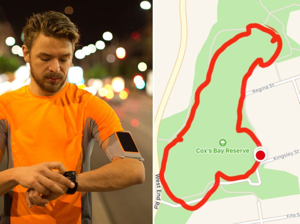 People Are Drawing Penises With Their Fitness Trackers For A Very Important