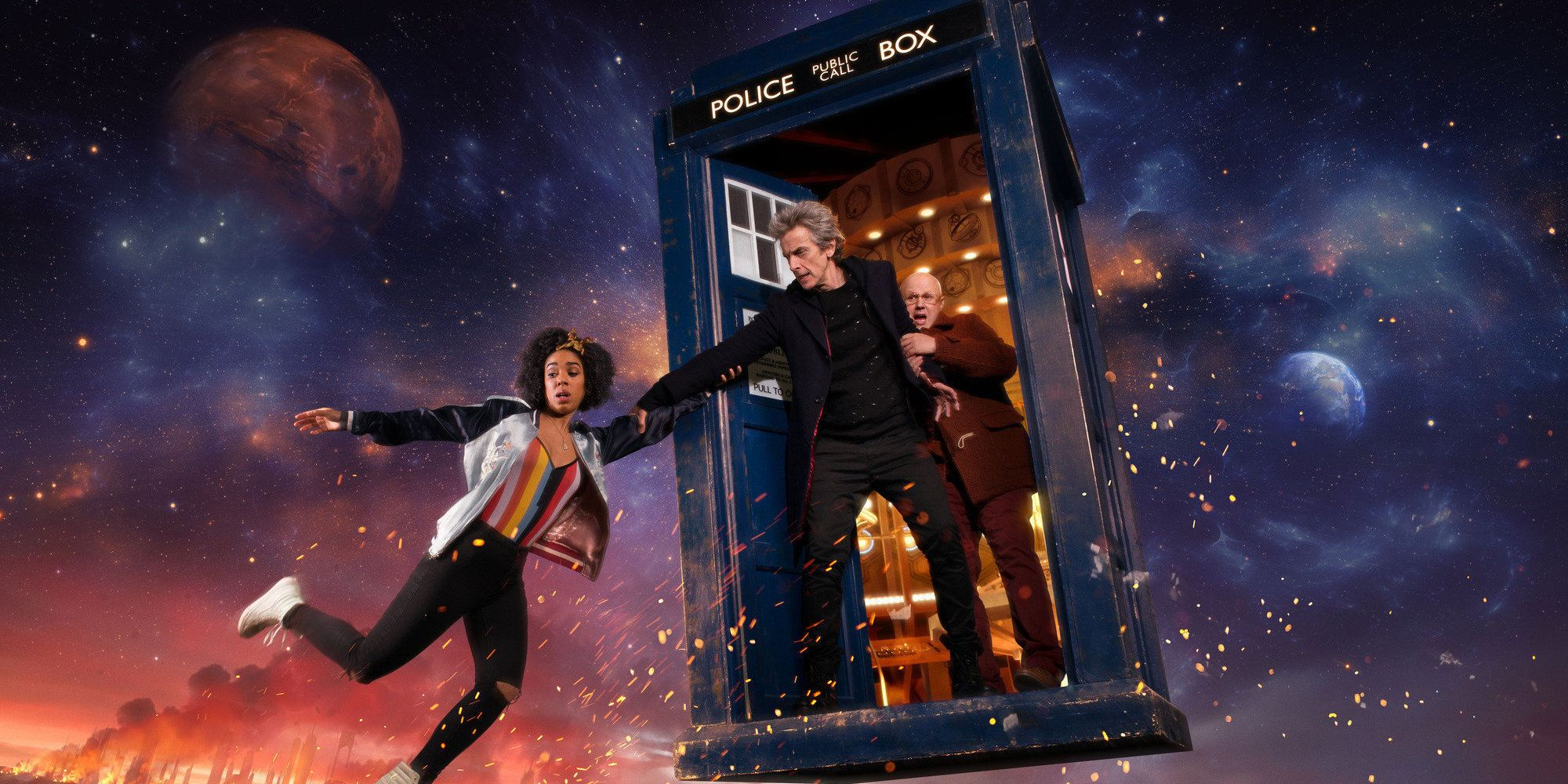 'Doctor Who' returns later this