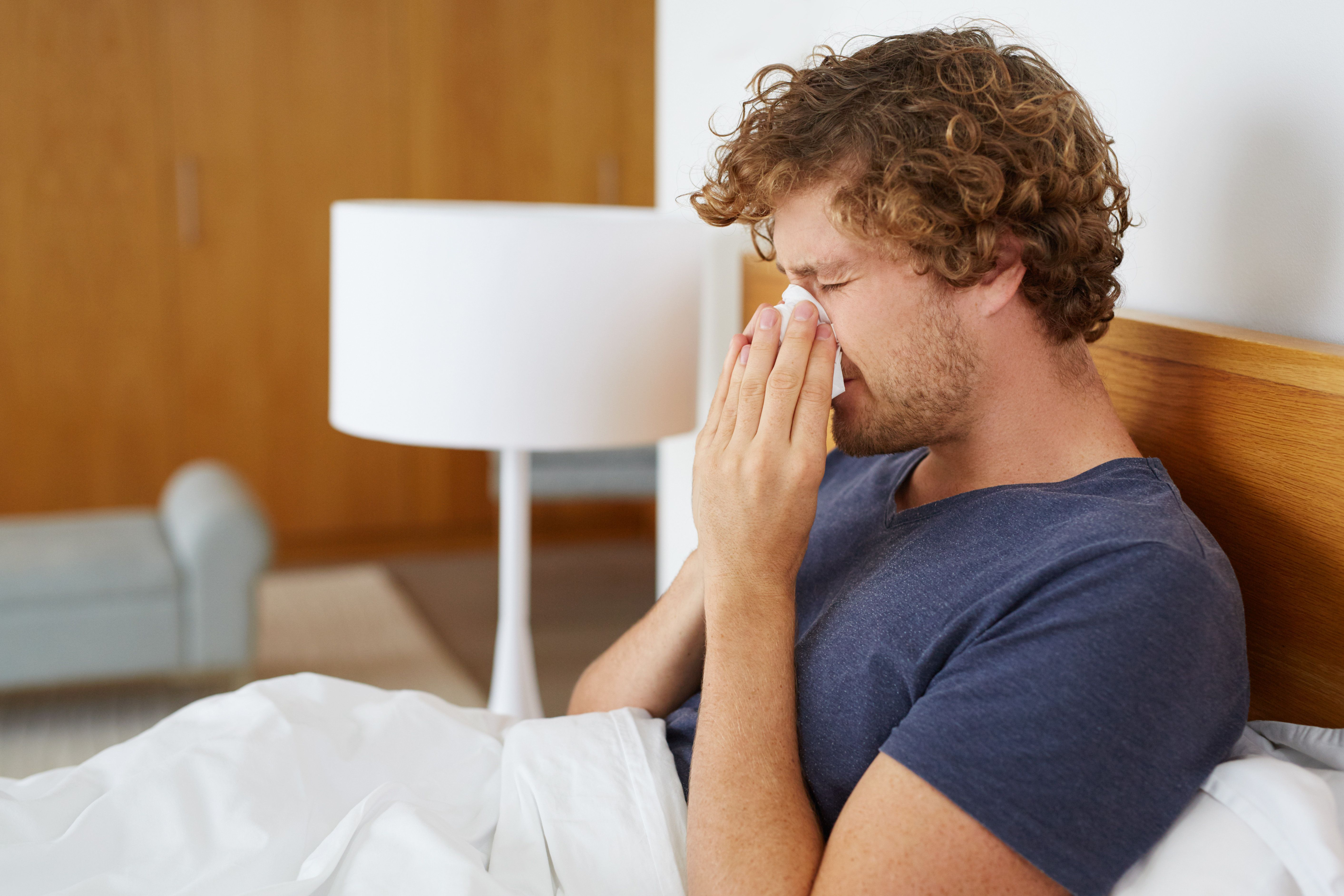 Got A Cold? Your Symptoms Will Be Worse If You're