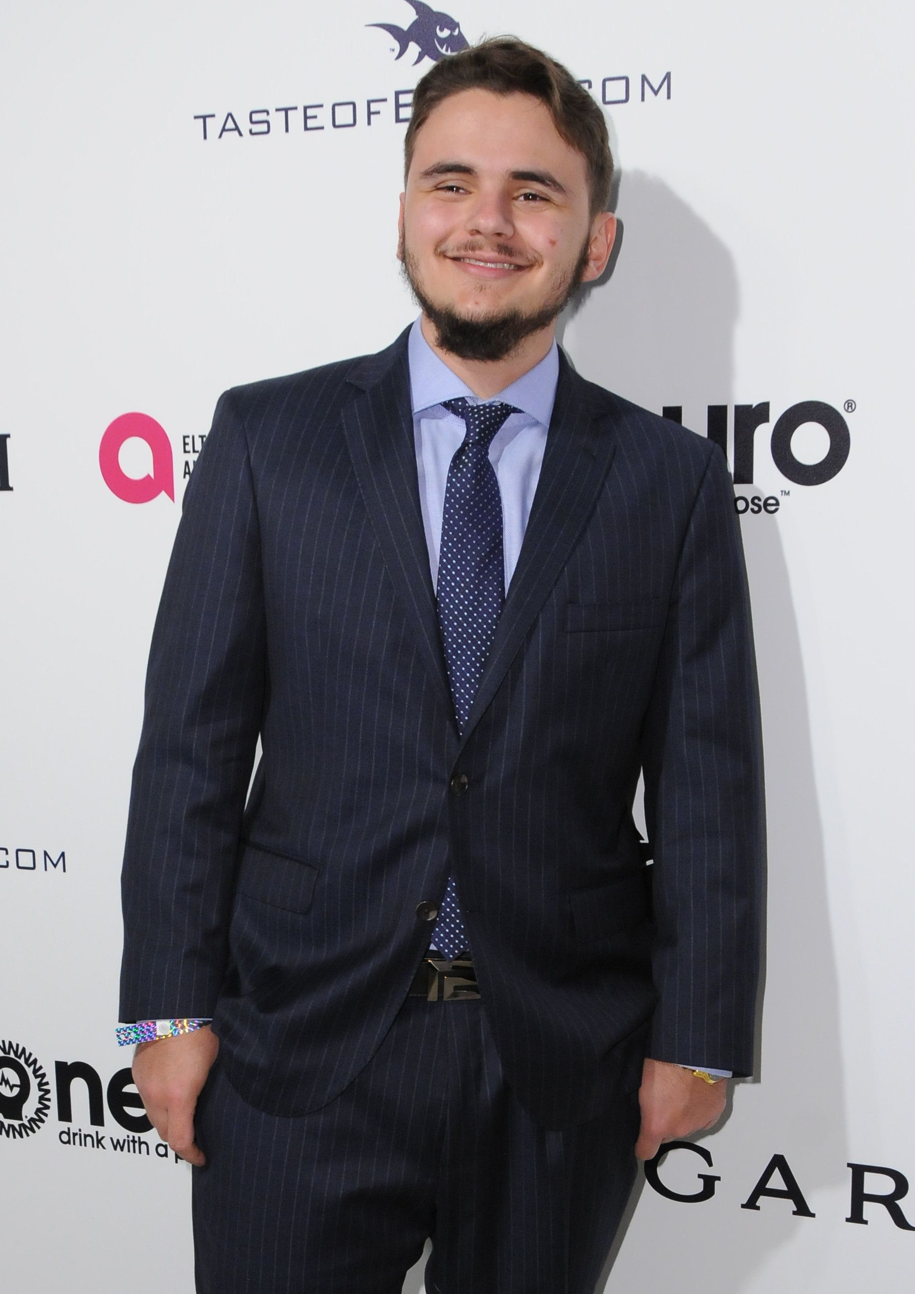 Prince Jackson Unveils Tattoo Tribute To His