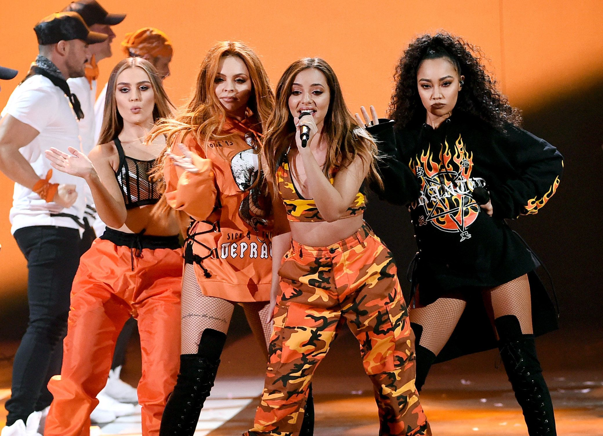 Little Mix's Latest Music Video Will Reportedly Feature Some Pretty Fierce