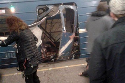 Russian Subway 'Twin' Explosions Leave Multiple