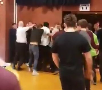 Student Darts Competition Abandoned As Fights Break Out And Chairs