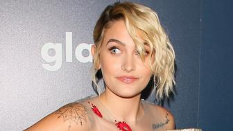 BEVERLY HILLS, CA - APRIL 01: Paris Jackson attends the 28th Annual GLAAD Media Awards on April 01, 2017 in Beverly Hills, California. (Photo by JB Lacroix/WireImage)