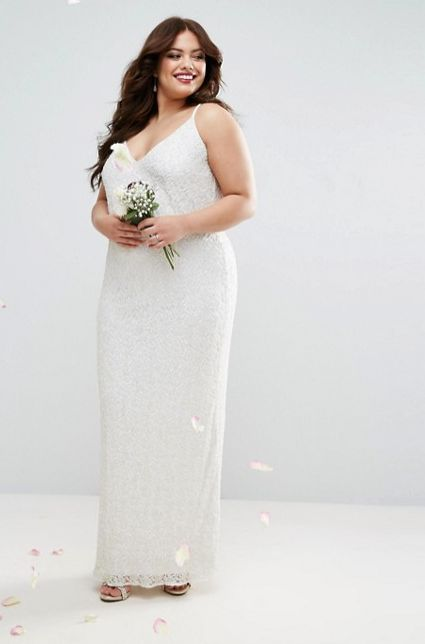 12 Affordable Wedding Dresses For 2017 From Your Favourite