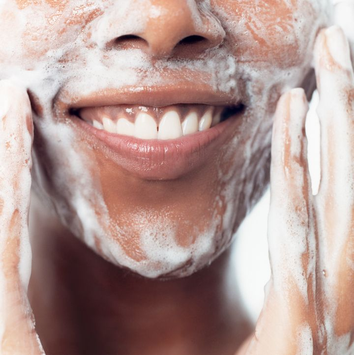 """""""Just pamper your skin and your skin will appreciate it and look glowier. And keep it simpleso it can be your routine,"""" Pekar said."""