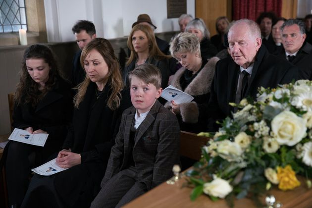 Emmerdale' Spoilers: Ashley Thomas's Funeral Is (Obviously