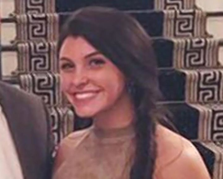 Caitlin Nelsonwas a student at Sacred Heart University in Connecticut.