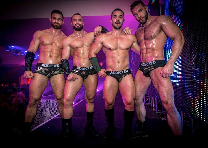 Underwear Party!
