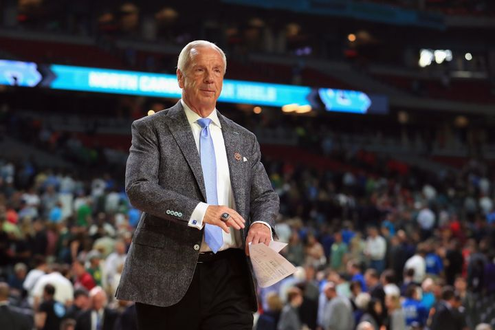 """UNC head coach Roy Williams falsely asserted Sunday that there were """"no allegations"""" against his basketball program."""