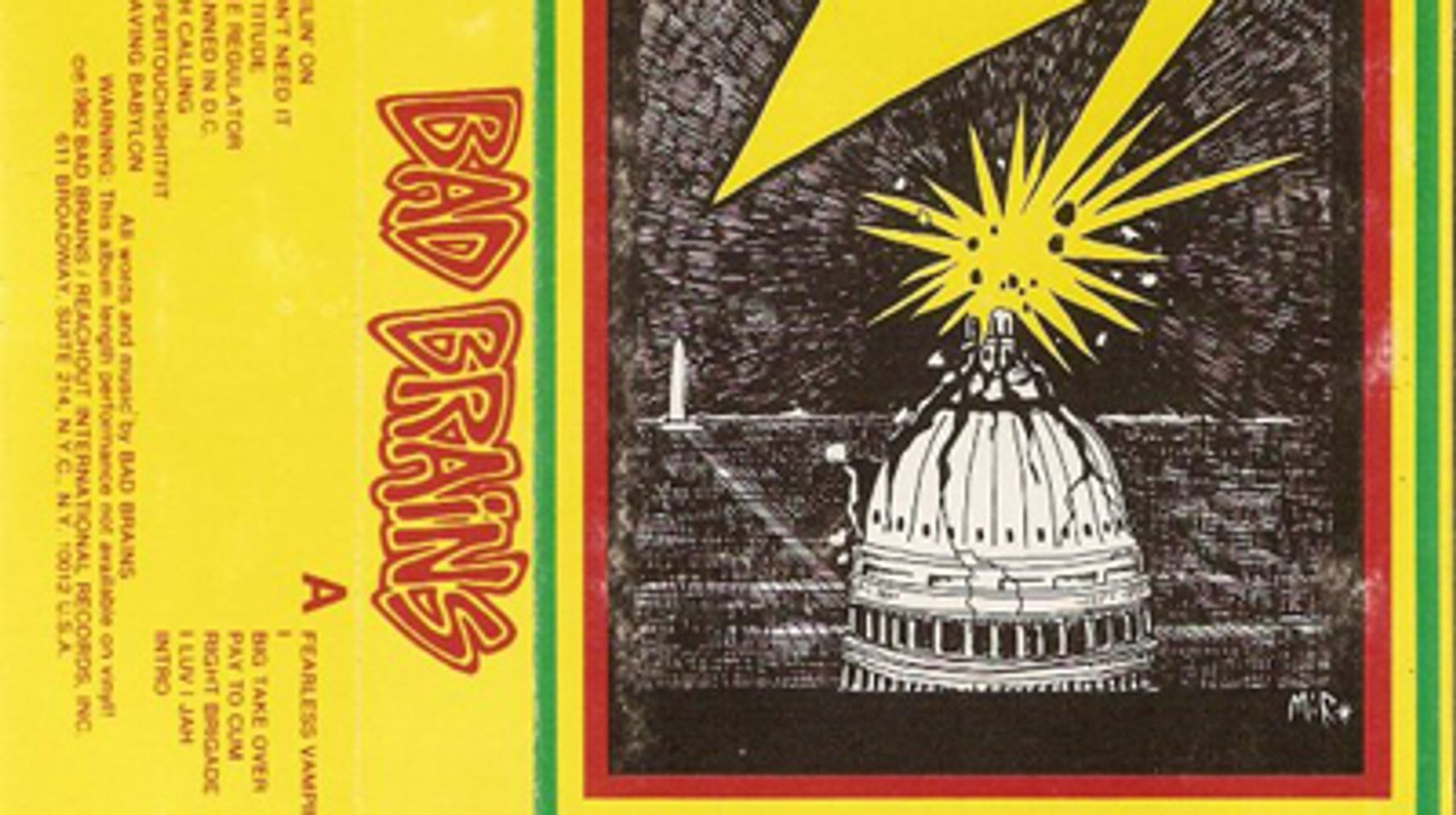A Conversation with Author Howie Abrams: H R  and Bad Brains