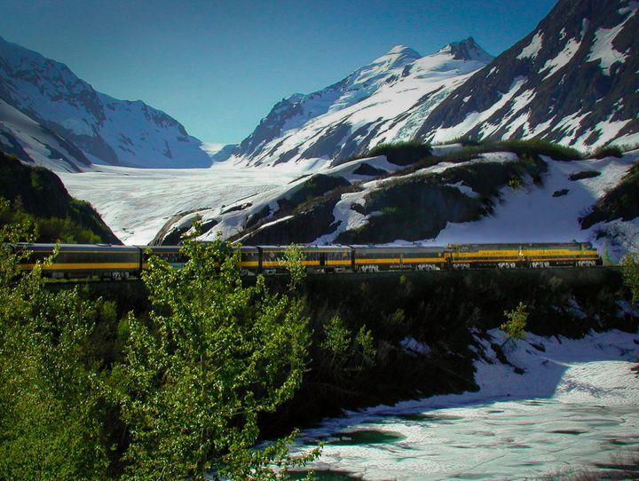 Alaska's Coastal Classic Train