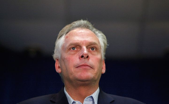 "Virginia Gov. Terry McAuliffe said President Donald Trump is a ""one-man wrecking crew"" on the economy."