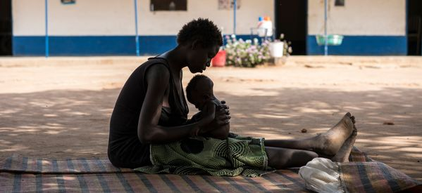 Aid Workers In 4 Countries Facing Famine Warn Trump's Cuts Could Cost Lives