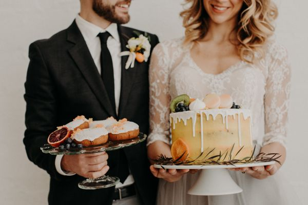 """<i>Cake by:<a href=""""http://www.yieldbakehouse.com/"""" target=""""_blank"""">Yield Bakehouse</a></i>"""