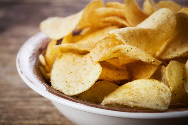 One In Five Crisps Contain 'Dangerous' Levels Of Acrylamide That Could Cause Cancer, Report