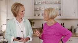 Mary Berry Leaves 'Everyday' Viewers Seeing Double As She Introduces Her Look-A-Like Best