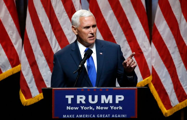 Vice President Mike Pence had signed a series of abortion restrictions into Indiana law when he was governor of the stat