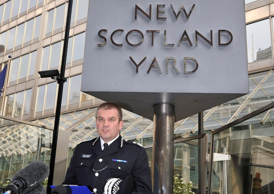 Met Assistant Commissioner Martin Hewitt admitted in 2015 that the undercover police relationships...