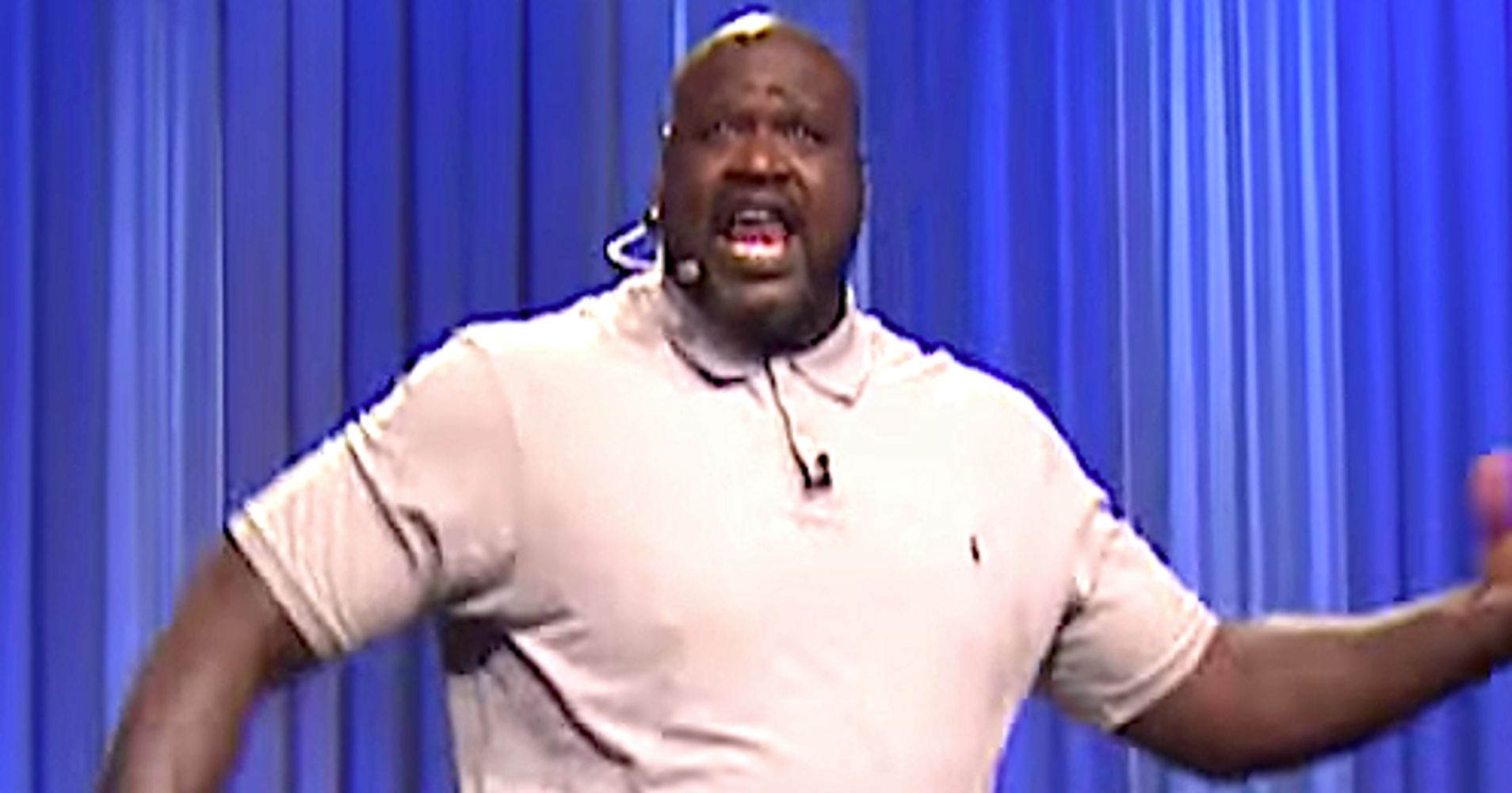 Monster Shaq Attack: Shaquille ONeal helps Monster