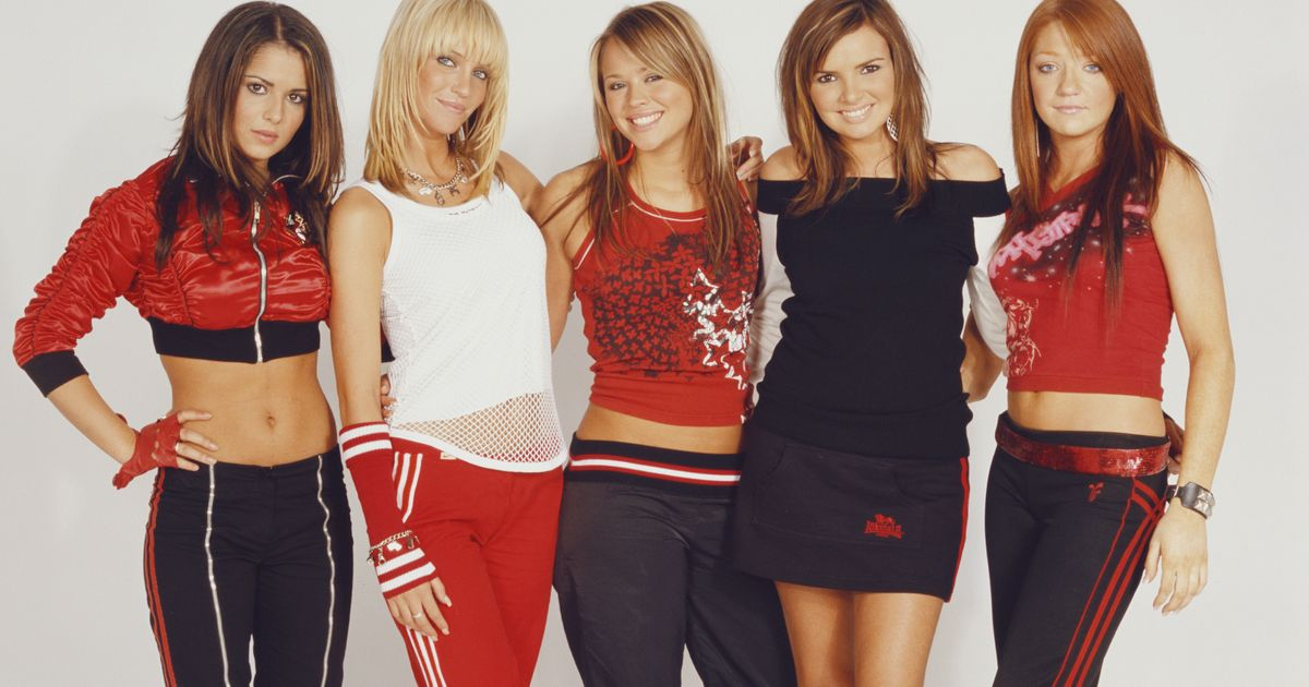 Sarah Harding Wants Girls Aloud Reunion, But They'll Have To