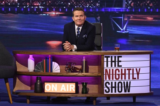 Bradley Walsh was the latest to take the hot seat on 'The Nightly