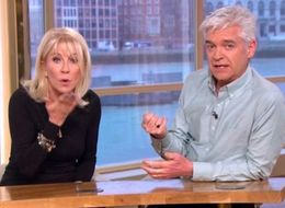 Phillip Schofield And Sarah Greene Reunite On 'This Morning' Giving Us A Serious Hit Of Nostalgia