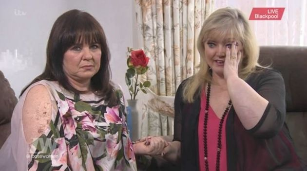Linda Nolan has been diagnosed with incurable