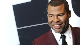 LOS ANGELES, CA - FEBRUARY 10:  Director Jordan Peele attends a screening of 'Get Out' at Regal LA Live Stadium 14 on February 10, 2017 in Los Angeles, California.  (Photo by Jason LaVeris/FilmMagic)