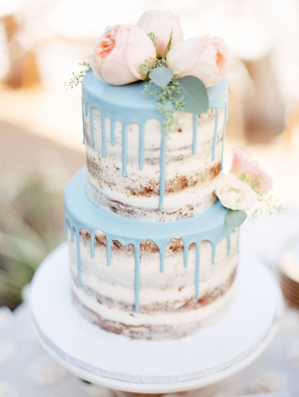Beverly Bakery Wedding Cake