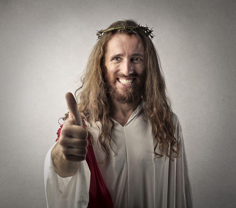 Metrosexual Jesus?