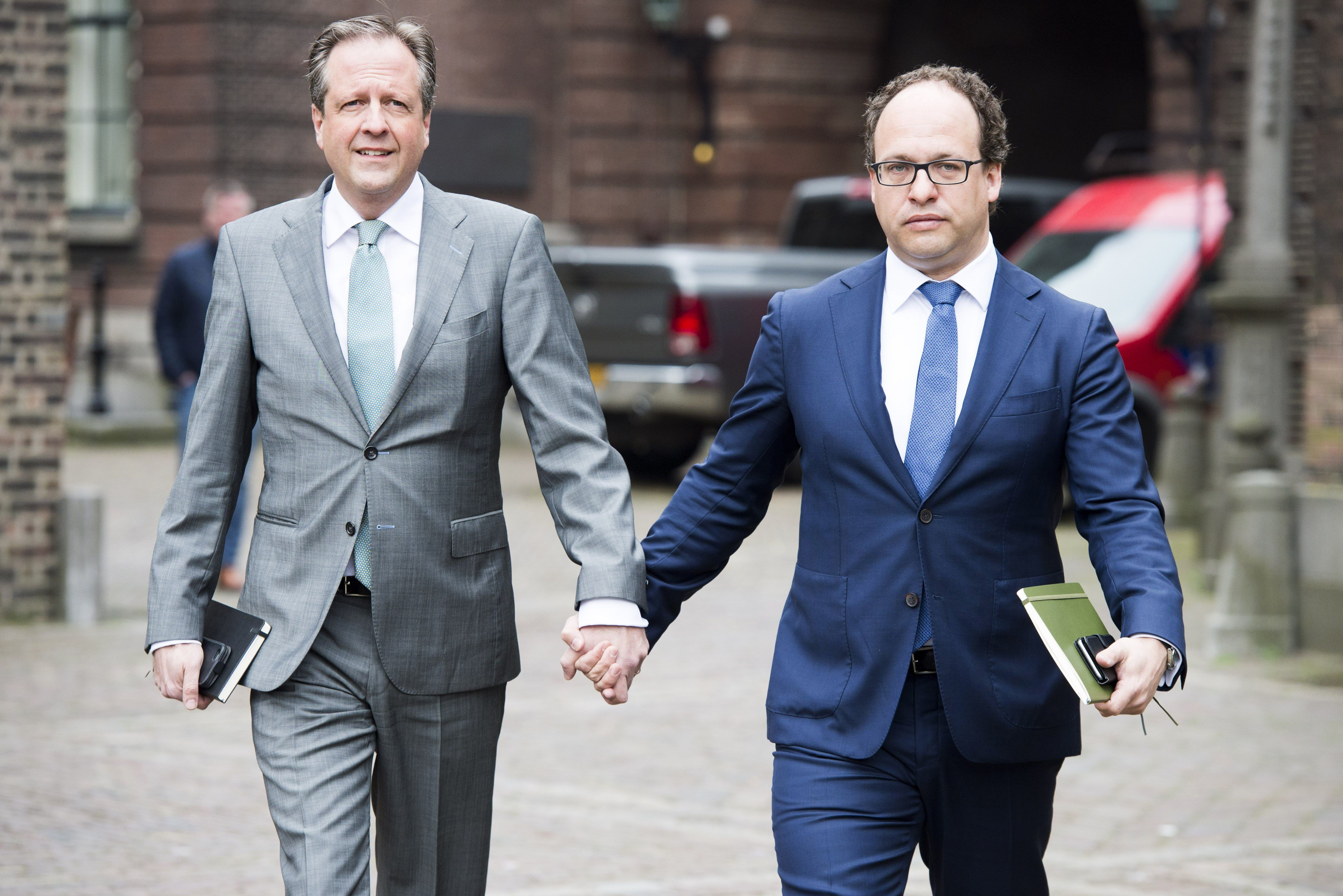 Straight Men Are Suddenly Holding Hands For A Beautiful
