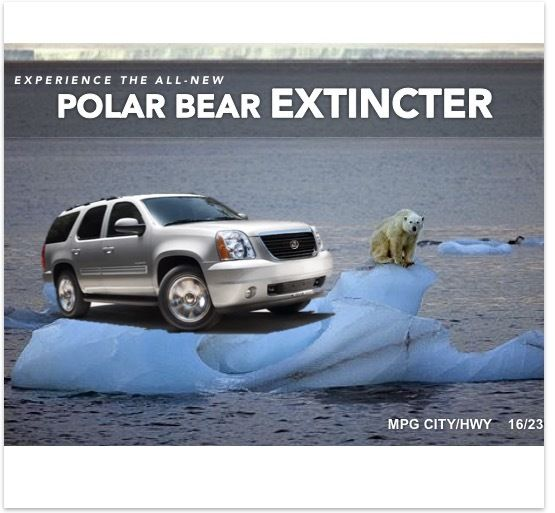 Realistic Suv Names For Climate Killing Cars Huffpost