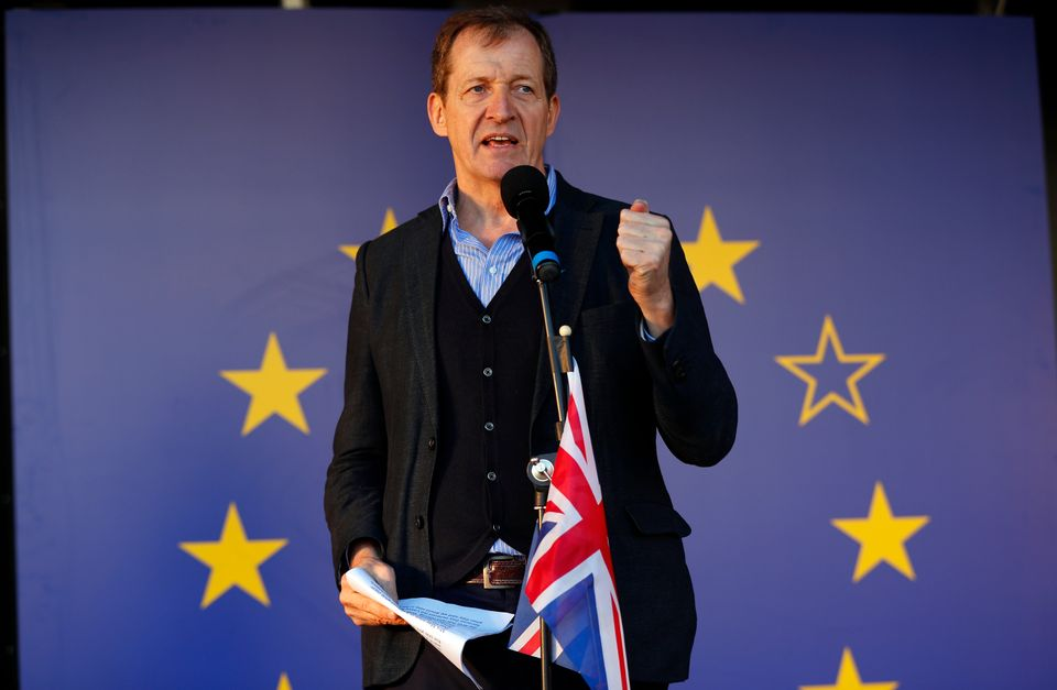 Alastair Campbell is The New European's
